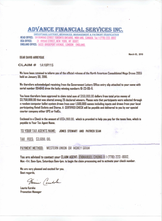 Writing A Complaint Letter To Mortgage Lender