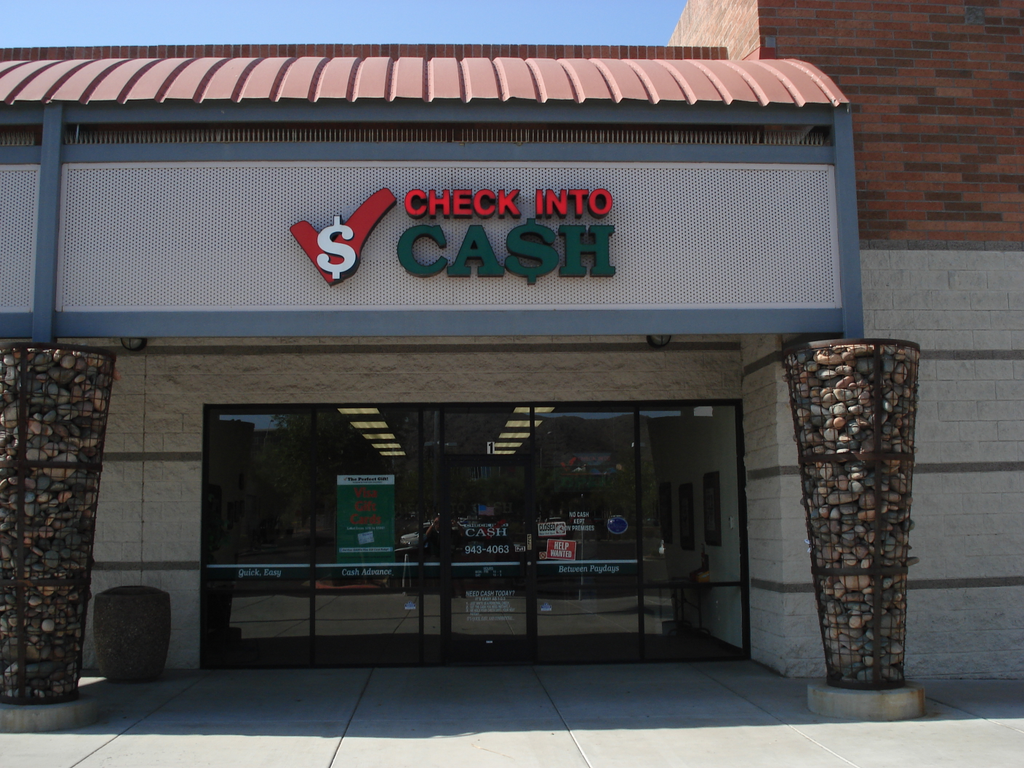 Check into cash personal loans