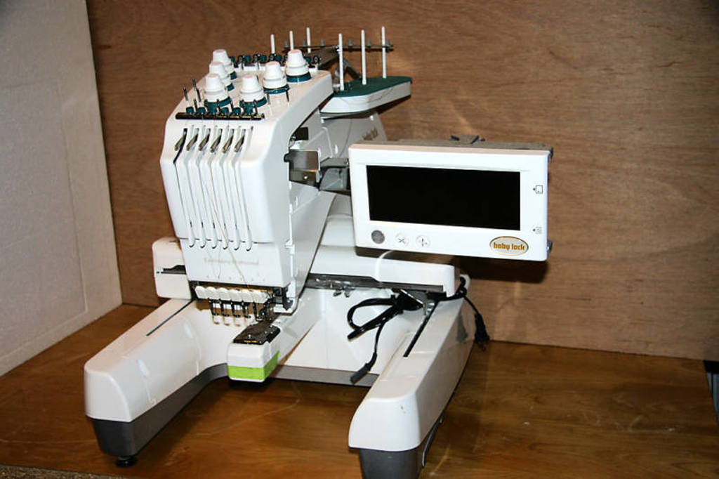 embroidery machine consumer reports