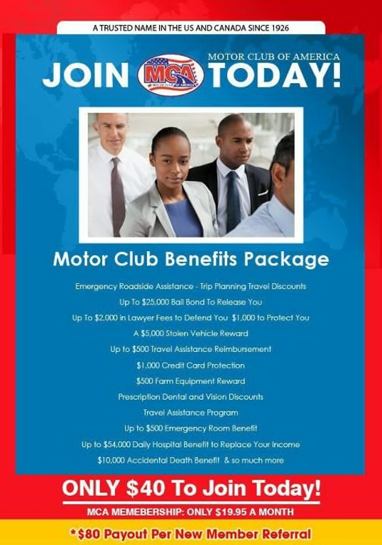 Ripoff report motor club of america complaint review for Motor club company reviews