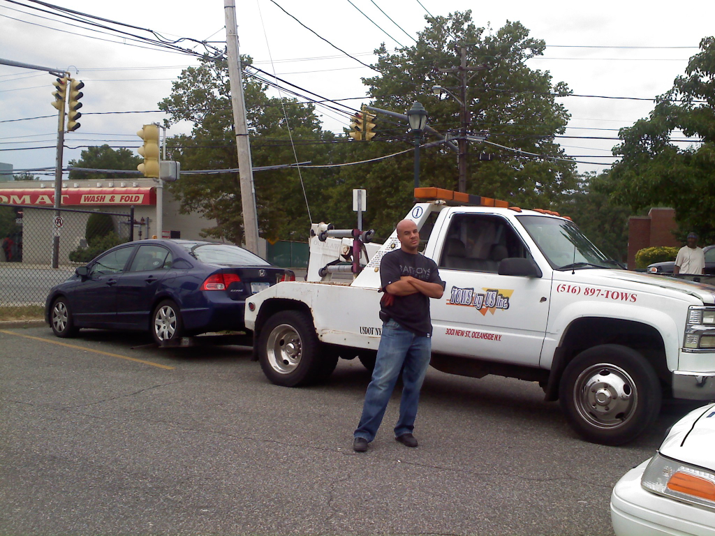 Ripoff Report | Al\'s Towing Complaint Review Oceanside, New York
