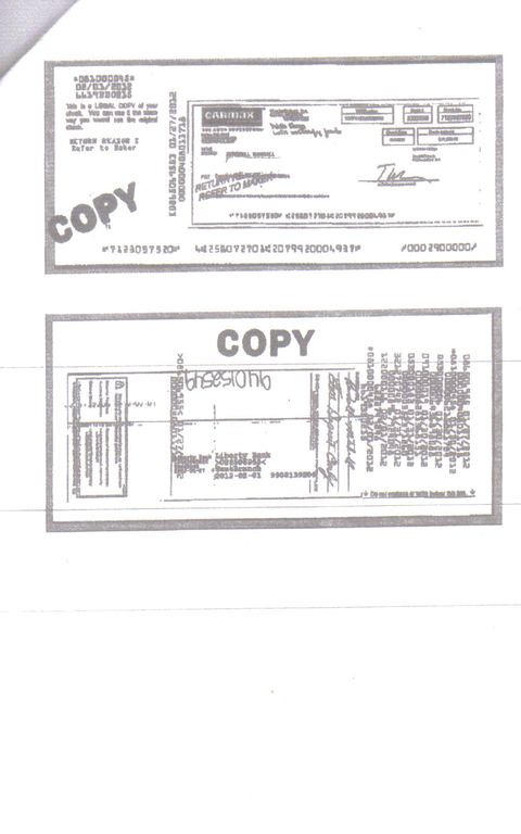 See Example Assignment With Forged Signatures Add Images Re: Wells Fargo