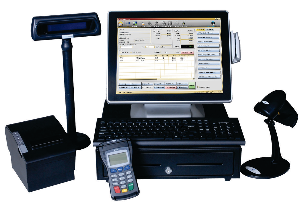 report electronic point of sale system for small Beautifully intelligent and well designed, impos enterprise is the point of sale system for larger organisations from multi-site restaurant groups to multi-national.