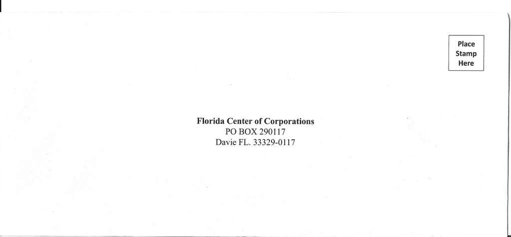 Ripoff Report Center Of Corporations Complaint Review Davie Florida