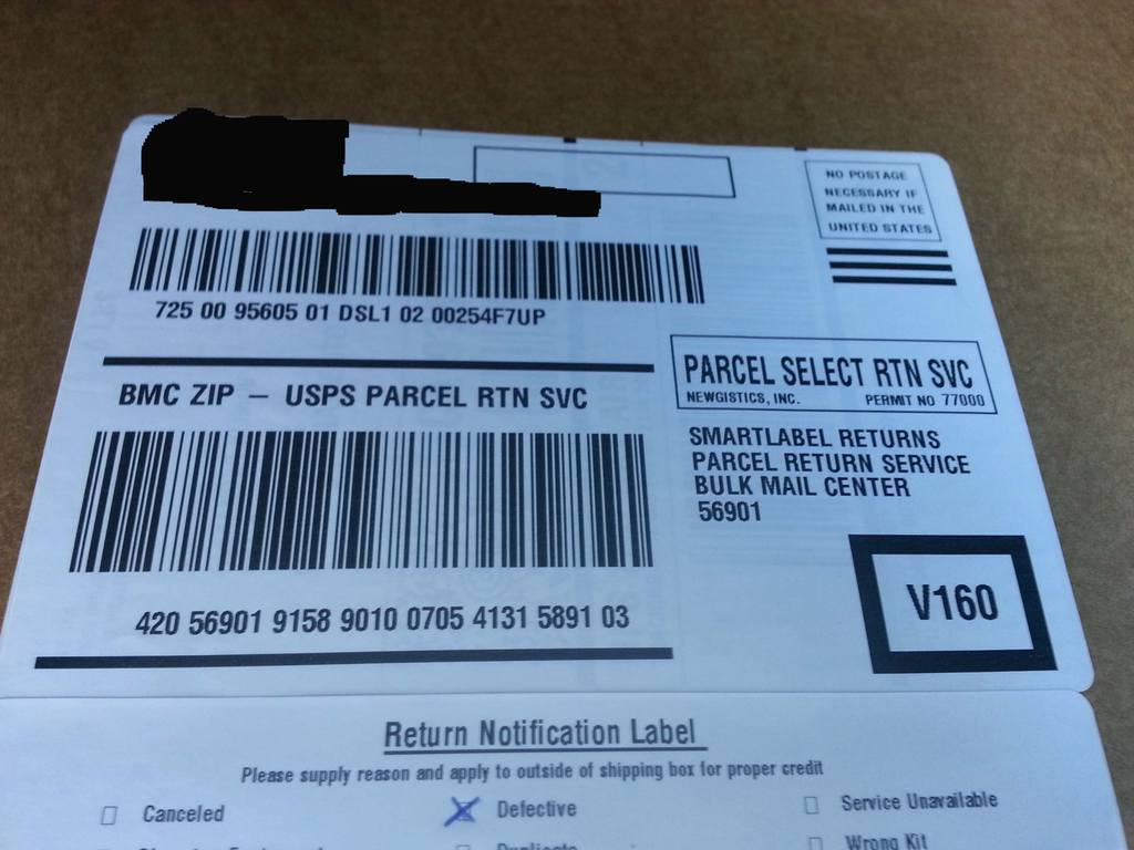 Usps Return Label >> Ripoff Report   att Complaint Review Select State/Province