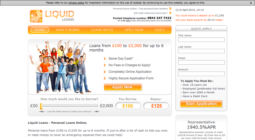Top 5 online payday loans photo 2