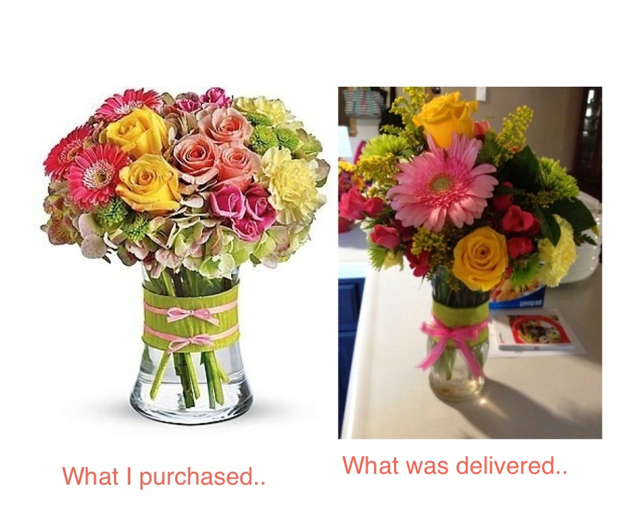 Ripoff report pro flowers complaints reviews scams for Flower delivery bozeman mt