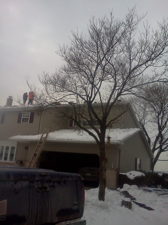 Install America They Us To Do 3 000 Worth In Roofing Work For Them And Did