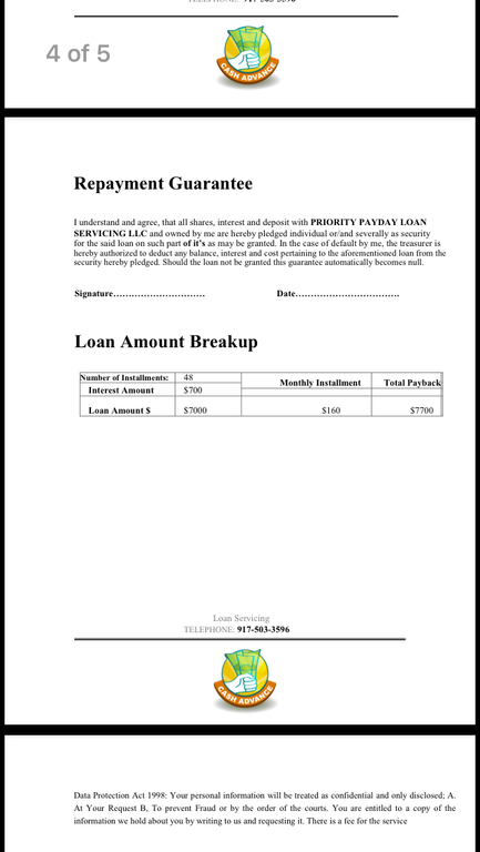 Do payday loans increase credit score picture 2