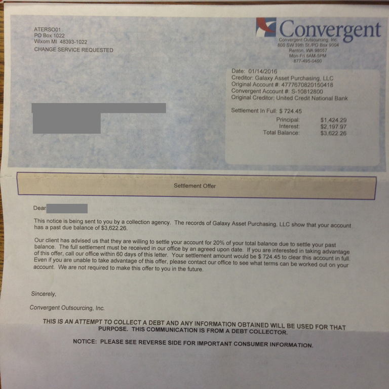 Convergent outsourcing inc scams