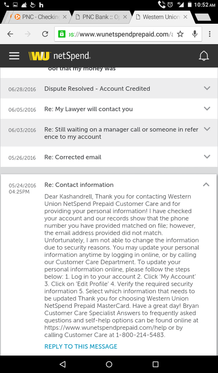 how to make a complaint against best western manager