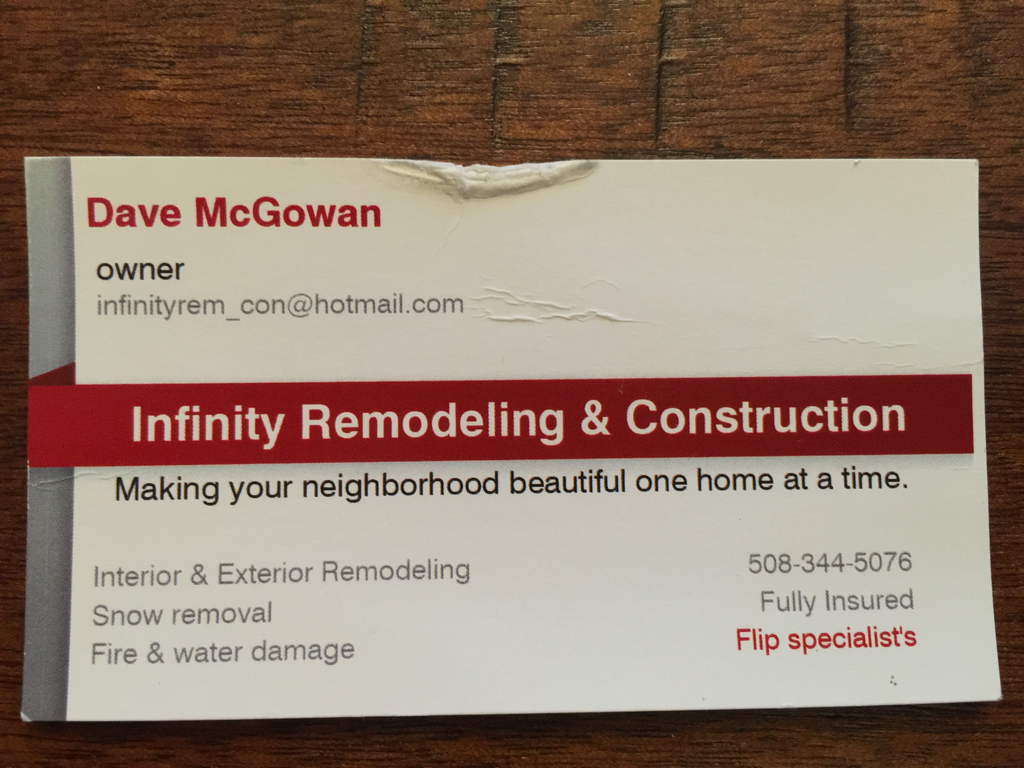 Ripoff report infinity remodeling construction complaint this magicingreecefo Image collections