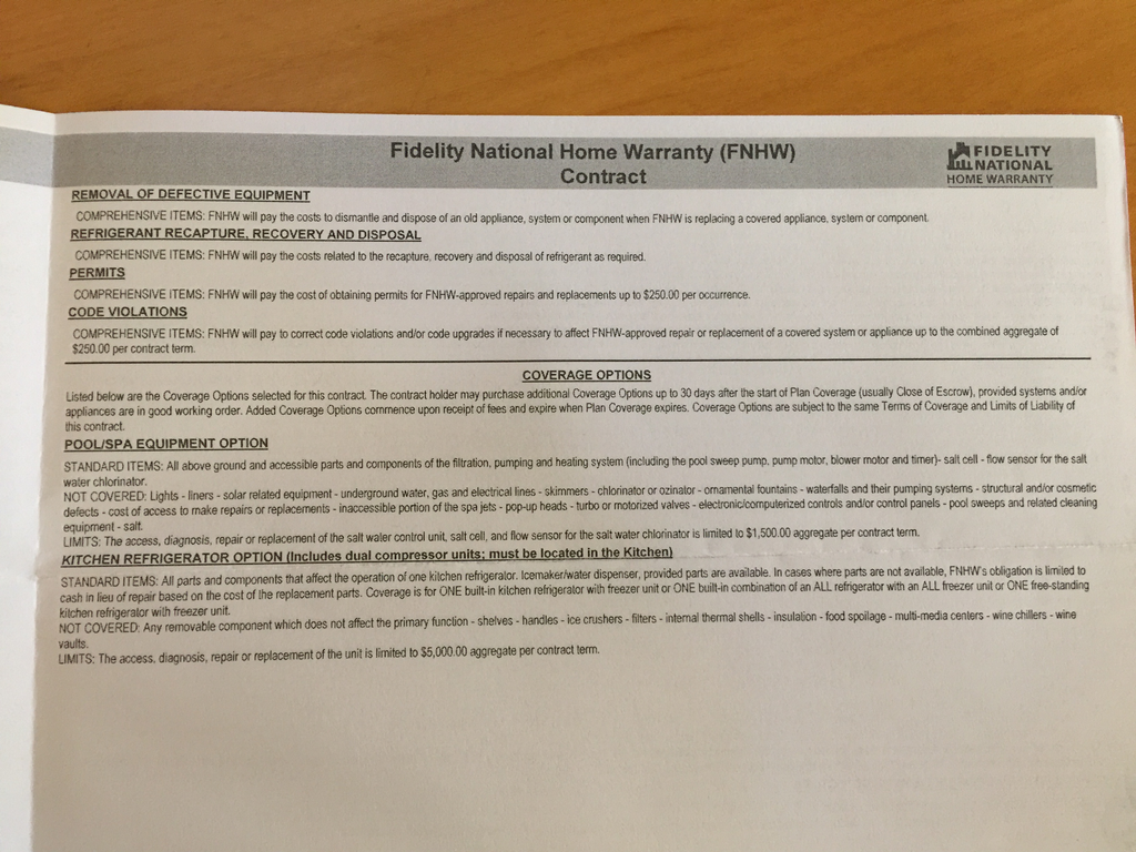 Ripoff Report Fidelity National Home Warranty Complaint