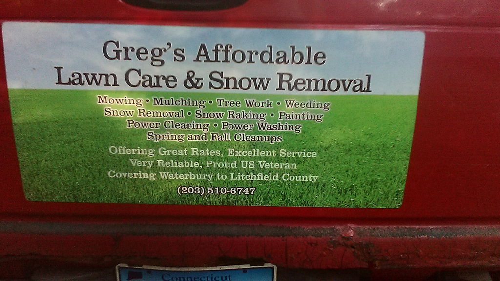 Ripoff Report | Greg's affordable lawn Care and snow removal ...
