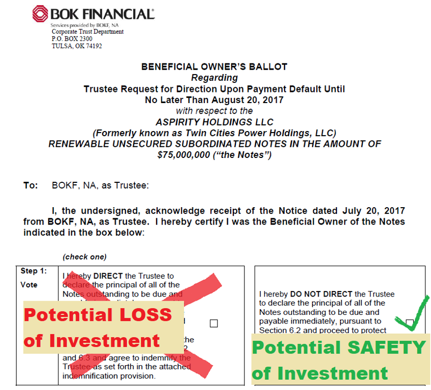 is aspirity holdings a good investment Ripoff Report | Aspirity Holdings Complaint Review Internet