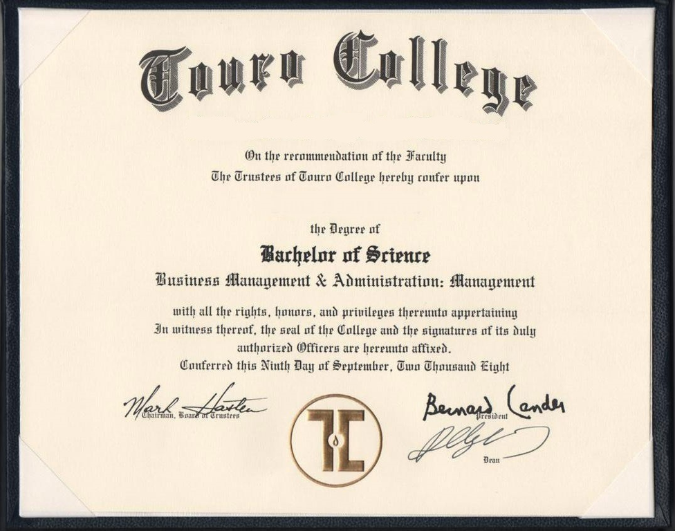 ripoff report touro college complaint review new york new york touro college worthless bachelor of science degree in business management