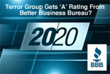 BBB Gives Terror Group An A Rating