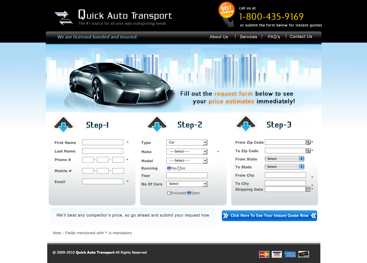 Prestige Auto Broker >> Ripoff Report | Quick Auto Transport complaints, reviews, scams, lawsuits and frauds reported, 8 ...